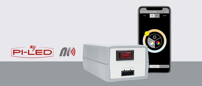 myPI-LED mobil Slider