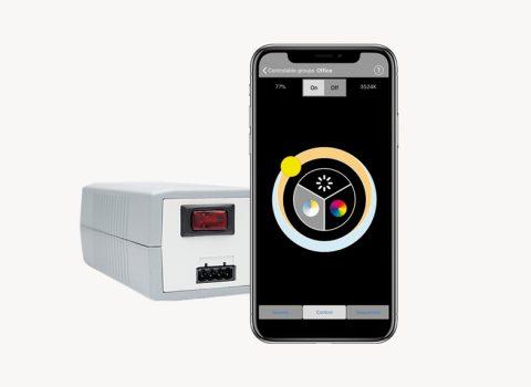 myPI-LED mobil